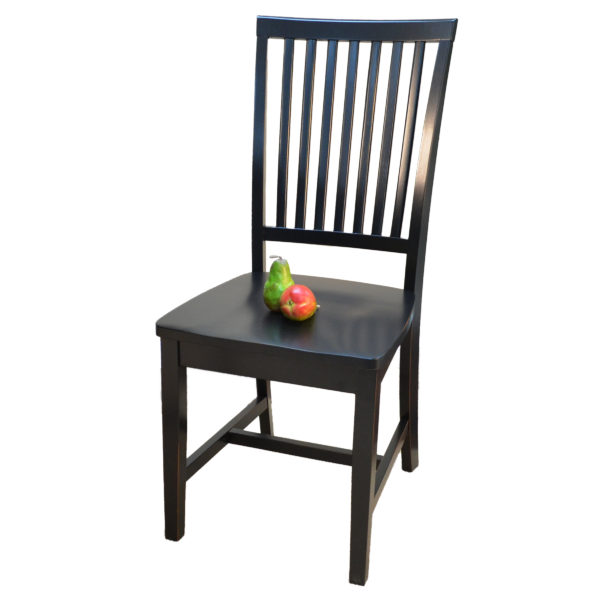 Cooper Dining Chair, Antique Black